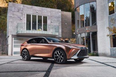 Lexus LF-1 Limitless sẽ sớm sản xuất thương mại.