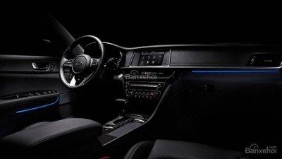 Kia Optima 2018 bản nâng cấp ra mắt Hàn Quốc, chưa có giá bán 1a3