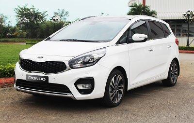 Giá xe Kia Rondo 2019 mới nhất tại Việt Nam...