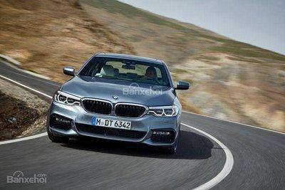 BMW 540d xDrive cập bến thị trường Mỹ, giá từ 62.000 USD 2a