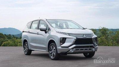 Mitsubishi Xpander 2018: Mẫu xe sắp đổ bộ thị trường Việt Nam.