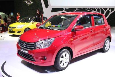 Giá xe Suzuki Celerio 2020 mới nhất