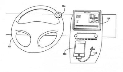 Những phát minh nổi tiếng trong ngành xe hơi của Apple 1