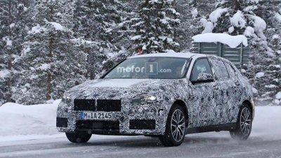 BMW 1-Series 2019.