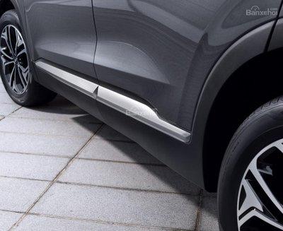 Ảnh Hyundai Santa Fe 2019 thế hệ mới a11