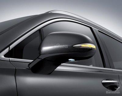 Ảnh Hyundai Santa Fe 2019 thế hệ mới a13
