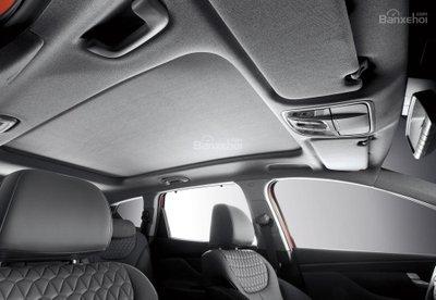Ảnh Hyundai Santa Fe 2019 thế hệ mới a30