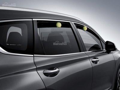 Ảnh chi tiết Hyundai Santa Fe 2019 thế hệ mới giá 595 triệu vừa ra mắt a21
