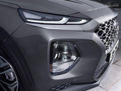 Ảnh Hyundai Santa Fe 2019 thế hệ mới a8