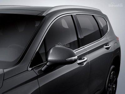 Ảnh Hyundai Santa Fe 2019 thế hệ mới a14
