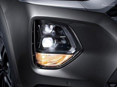 Ảnh Hyundai Santa Fe 2019 thế hệ mới a9