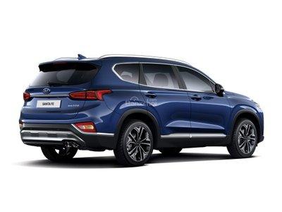 Ảnh Hyundai Santa Fe 2019 thế hệ mới a5