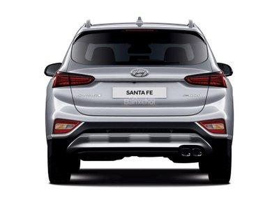 Ảnh chi tiết Hyundai Santa Fe 2019 thế hệ mới giá 595 triệu vừa ra mắt a7