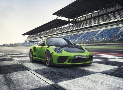 Hé lộ Porsche 911 GT3 RS facelift trước giờ khai mạc triển lãm Geneva a2