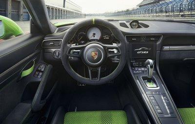 Hé lộ Porsche 911 GT3 RS facelift trước giờ khai mạc triển lãm Geneva a9