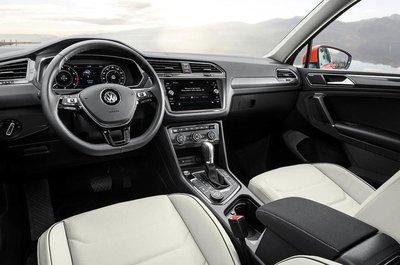 Nội thất xe Volkswagen Tiguan Allspace 3