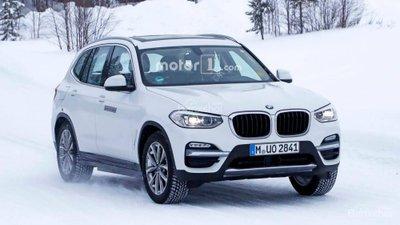 BMW iX3 2020.