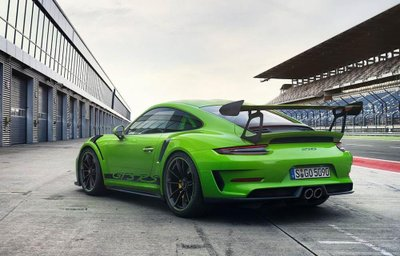 Porsche 911 GT3 RS có giá bán gần 14 tỷ đồng tại Việt Nam 3