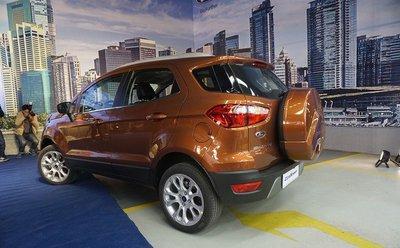 Giá xe Ford EcoSport thế hệ mới cập nhật hàng tháng - Ảnh 1.