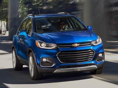 Thiết kế ngoại thất Chevrolet Trax 2019 a3