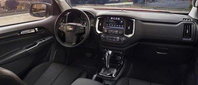 Trong phân khúc, chỉ có Chevrolet Colorado 2019 trang bị tính năng khởi động động cơ từ xa