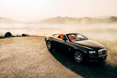 Rolls-Royce Dawn Aero Cowling trình làng, nhiều người không hào hứng 1