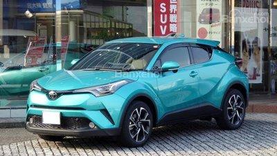 Toyota C-HR kinh doanh ế ẩm tại Mỹ - 4