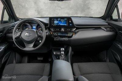 Toyota C-HR kinh doanh ế ẩm tại Mỹ - 3