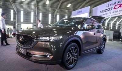 Nhà máy Mazda lớn nhất Đông Nam Á chuẩn bị khánh thành trong tuần tới 3