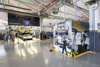Doanh thu Lamborghini vượt mốc 1 tỷ euro trong năm 2017 1a