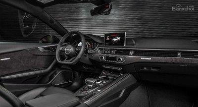 [New York 2018] Audi RS5 Sportback - Cỗ máy bóng bẩy 444 mã lực - 5