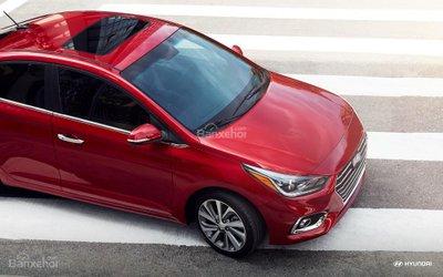 Ưu điểm Hyundai Accent 2018 - Ngoại hình thể thao hơn.