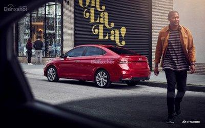 Hyundai Accent 2018 và nỗi lo an toàn.