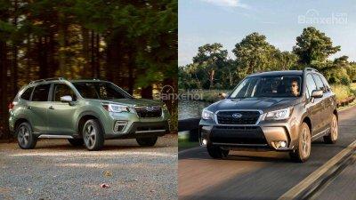 Subaru Forester 2019 có gì khác so với thế hệ cũ?.