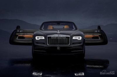 Rolls-Royce Wraith Luminary Collection – Bộ sưu tập mới, sang chảnh đậm chất Rolls-Royce - 5