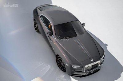 Rolls-Royce Wraith Luminary Collection – Bộ sưu tập mới, sang chảnh đậm chất Rolls-Royce - 1