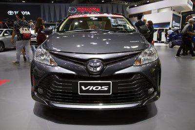 Toyota Vios 2018 giá 450 triệu đồng tại Thái Lan, chưa hẹn ngày về Việt Nam a1
