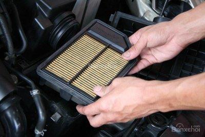 Các bộ phận gây ảnh hưởng đến công suất của xe mà tài xế nên chú ý 4a