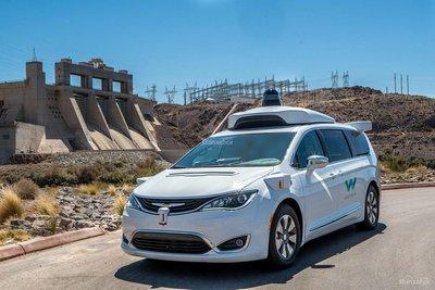 Waymo tuyên bố không thu thập thông tin người dùng thông qua dịch vụ ô tô tự hành 1a