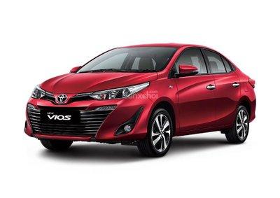 Toyota Vios 2018 mở bán tại Indonesia chính là Yaris Ativ của Thái - Ảnh a1