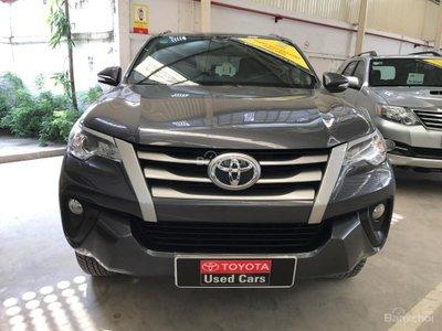 Giá xe Toyota Fortuner 2017 cũ áp đảo xe mới, không dưới 1 tỷ đồng - a2