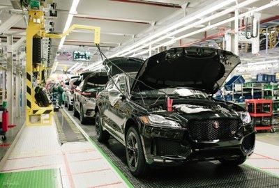 Jaguar Land Rover xem xét xây dựng nhà máy tại Mỹ 1a