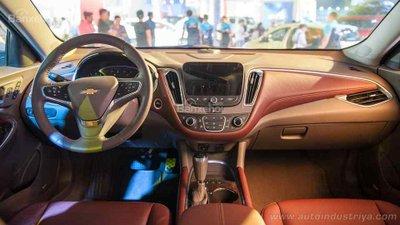 [Manila 2018] Chevrolet Malibu mới ra mắt mạnh hơn, nhẹ hơn và ngầu hơn - 3