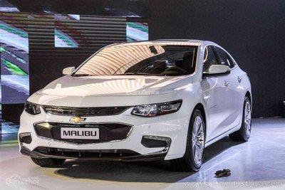 [Manila 2018] Chevrolet Malibu mới ra mắt mạnh hơn, nhẹ hơn và ngầu hơn - 1