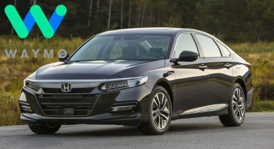 Honda và Waymo sẽ hợp tác sản xuất xe tự hành hoàn toàn mới 1a
