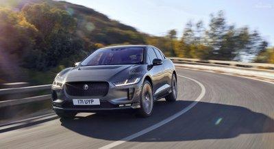 Jaguar I-Pace SVR được cân nhắc phát triển 1a