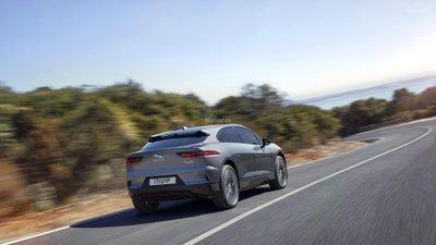 Jaguar I-Pace SVR được cân nhắc phát triển 2a