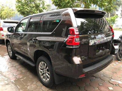 Toyota Prado VX 2018 nhập khẩu tư nhân đắt hơn giá hãng gần tỷ đồng - Ảnh 2.