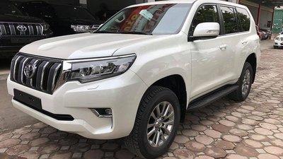 Toyota Prado VX 2018 nhập khẩu tư nhân đắt hơn giá hãng gần tỷ đồng - Ảnh 3.