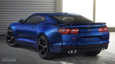 Chevrolet Camaro 2019 cập nhật công nghệ mới - 3